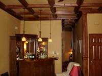 11-Basement Coffered Ceiling Wood * WoodGrid Coffered ...