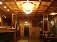 Circle-Coffer-in-Hotel-Lobby1 * WoodGrid Coffered ...