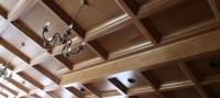 St. John Cantius Church in Chicago - WoodGrid Ceiling