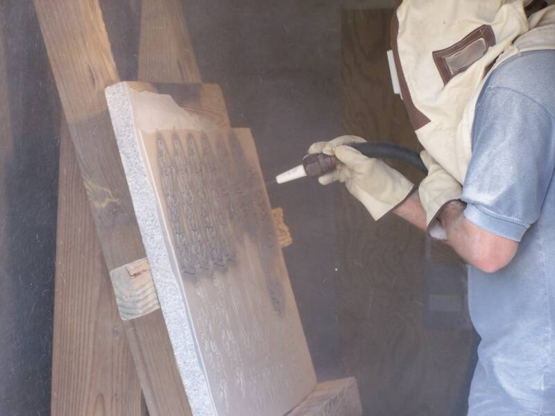 Sandblasting Wood Floors