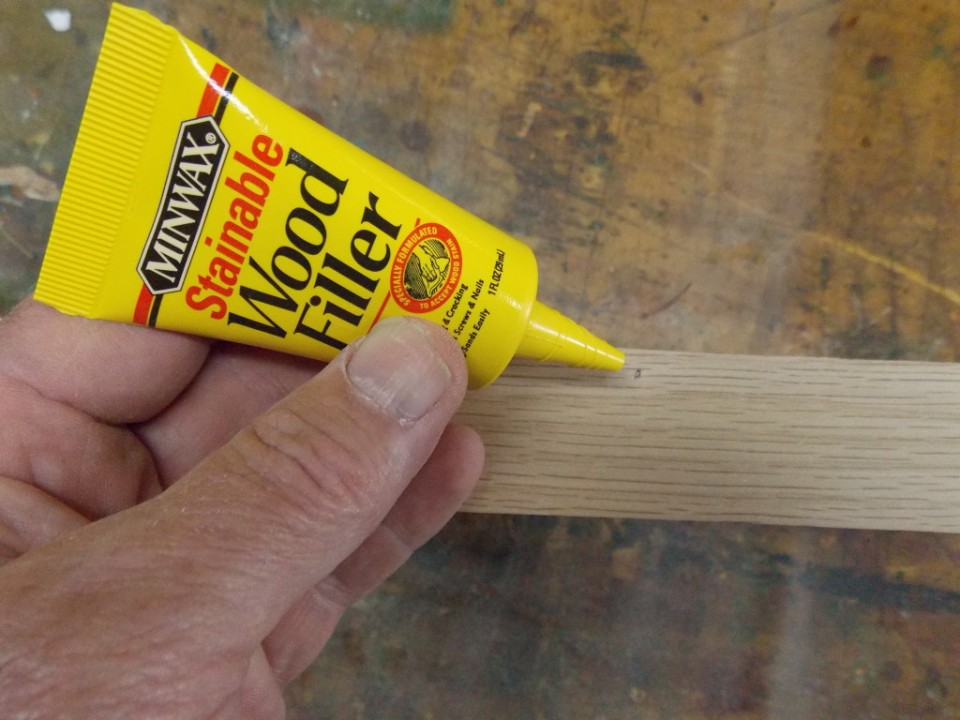 Sustainability and Wood filler putty  Woodguideorg