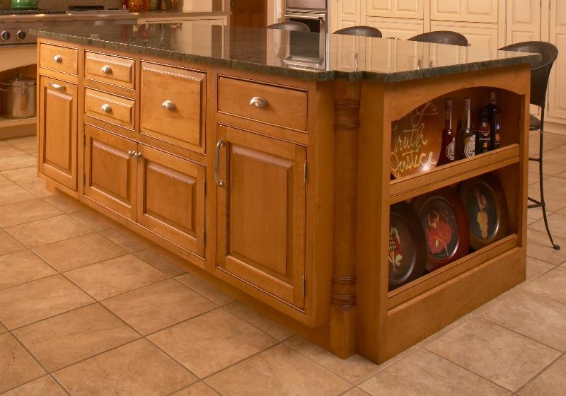 Woodharbor Custom Cabinetry Gallery Kitchen Islands