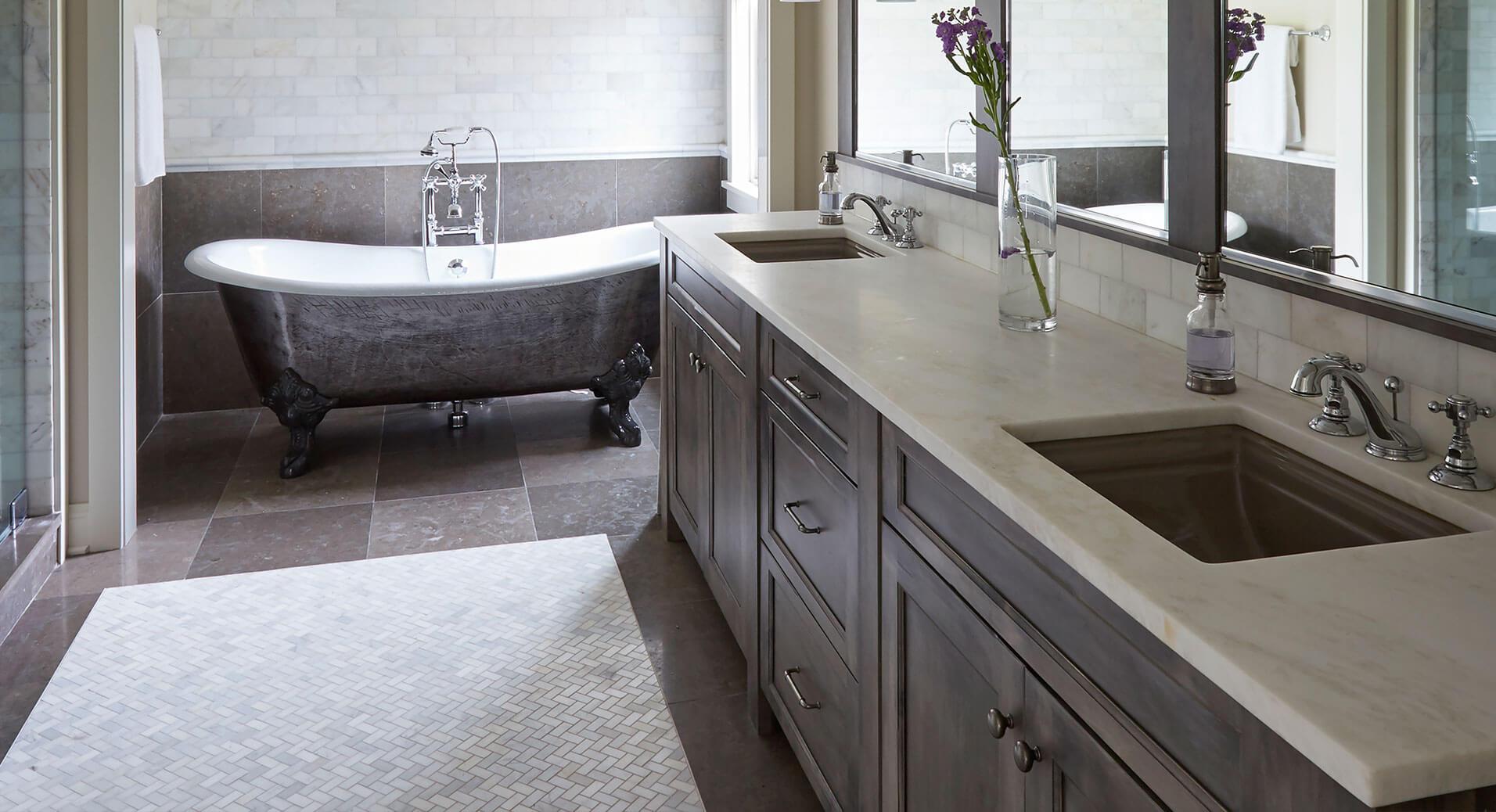 Kitchen Amp Bathroom Cabinets Woodharbor Custom Cabinetry