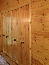 Tongue and Groove Paneling | WoodHaven Log & Lumber