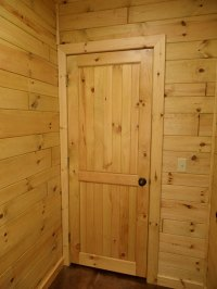 Knotty Pine Paneling (tongue & groove)   WoodHaven Log ...