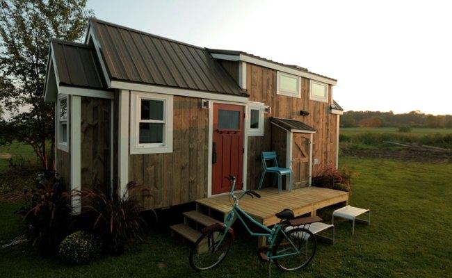 Tiny House Nation Woodhaven Log Lumber