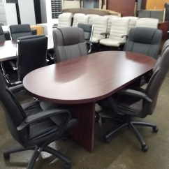 Used Conference Table Chairs Round With 5 New Tables And Office Furniture Dealer
