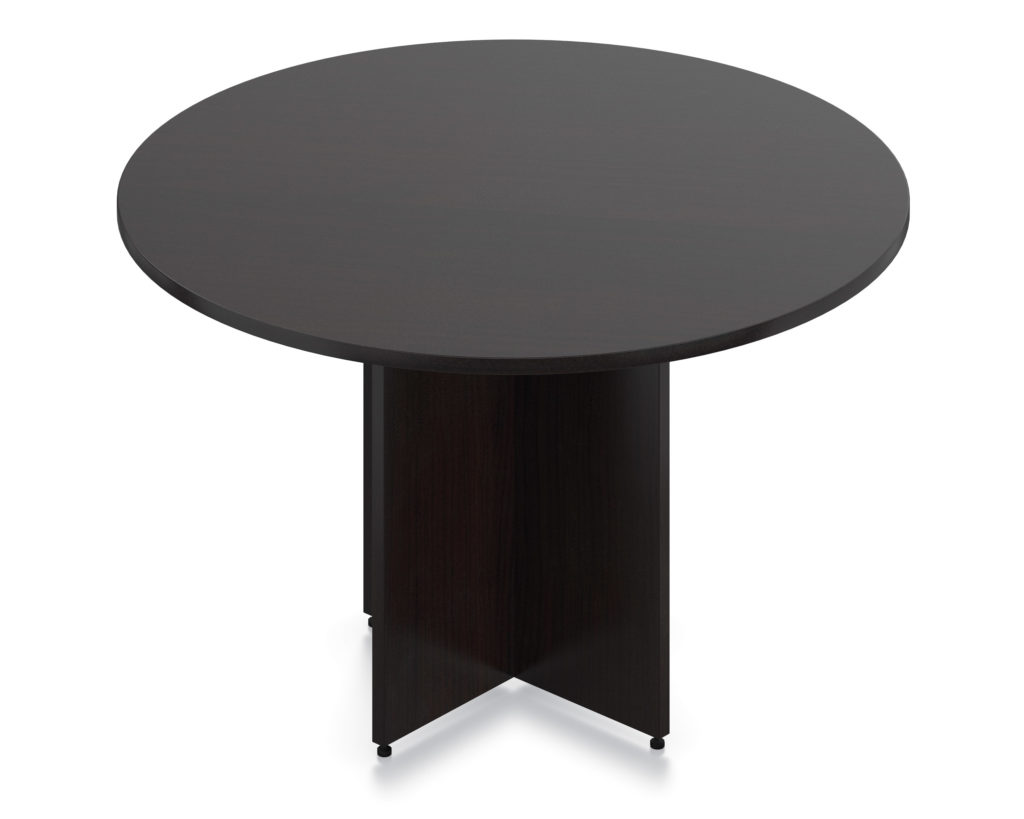OfficesToGo 48 Round Table  New  Used Office