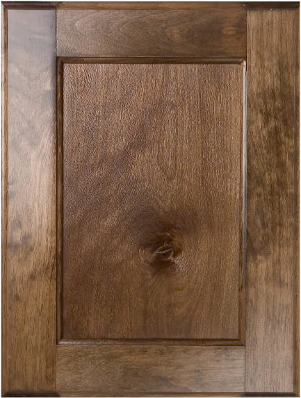 Staining Alder Wood Doors