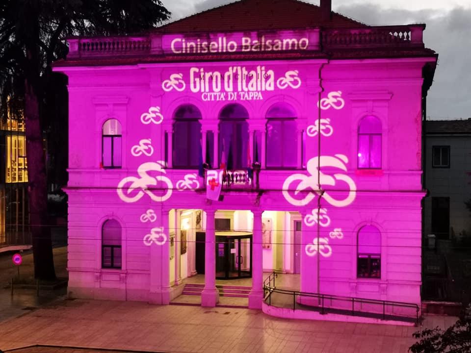Giro d'Italia a Cinisello Balsamo