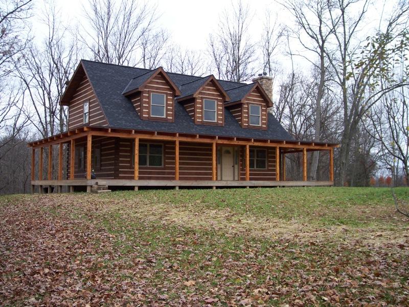 Pioneer Log Homes Wood House Log Homes LLC