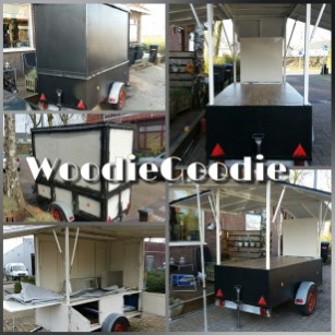 WoodieGoodie Wagon