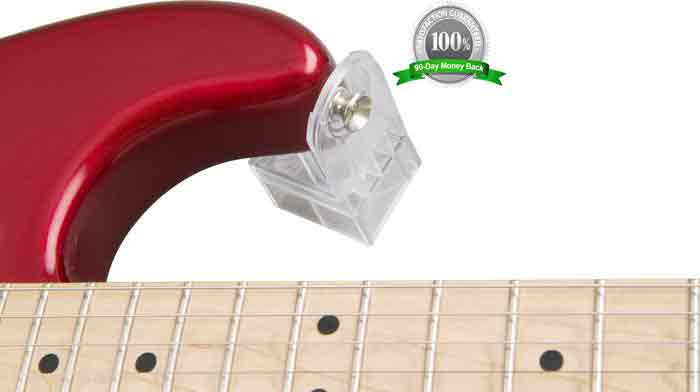Woodies Hanger WH-001 Hanger for Guitars with 2 Strap Buttons on the Side