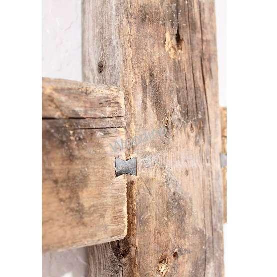 Woodino Wood Jesus Holy Cross Fancy Wall Hanging