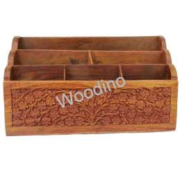 Woodino Carving Latter Rack or Mobile Stand