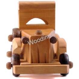 Woodino Haldu Wood Vintage Car Model Toy
