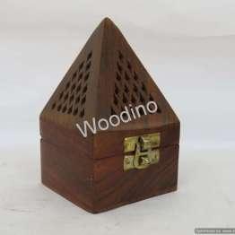 Woodino Triangle Incense Lobaandan Holder