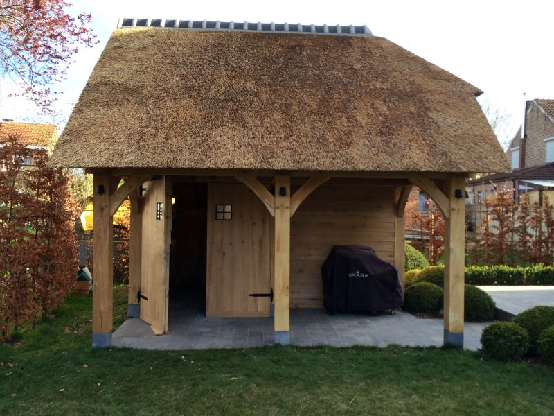 Wood In Style Exclusive Garden Houses