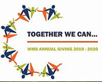 Annual Giving tag line, Together We Can