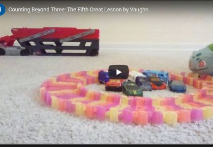 Lower El-Counting Beyond Three: The Fifth Great Lesson by Vaughn