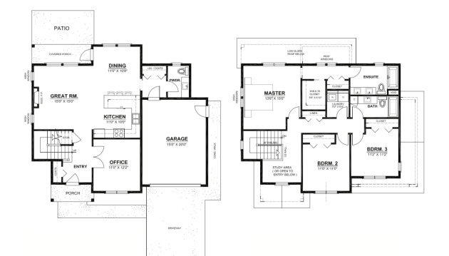 Bc House Plans