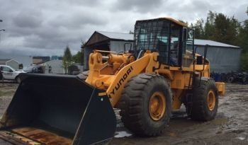 Hyundai HL770-7A Wheel Loader