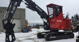 Eltec 317 Log Loader