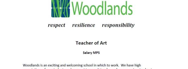 Teacher of Art Vacancy