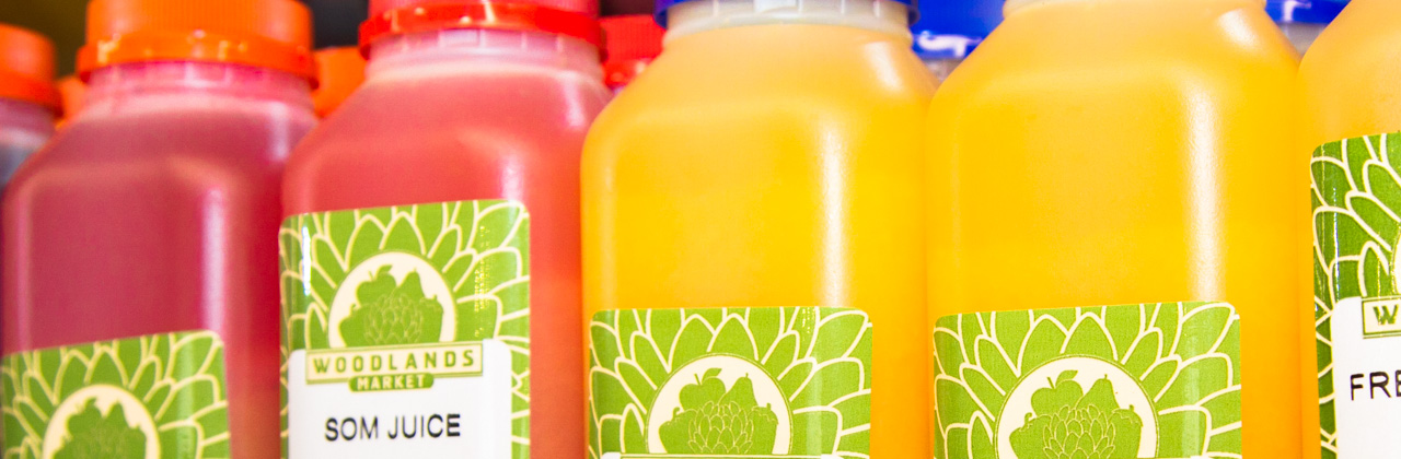 Fresh In House Juices