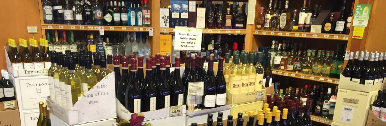 Find Your Perfect Bottle at Kentfield's Beer, Wine and Spirits Department