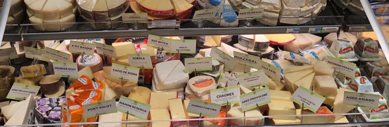 Rizalde Mendoza, Cheese Supervisor, San Francisco