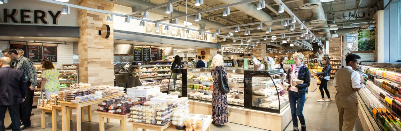 Progressive Grocer Names Woodlands Market Store of the Month