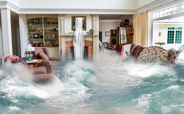 repairing damage from your home after a flood