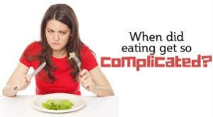 confused about diet