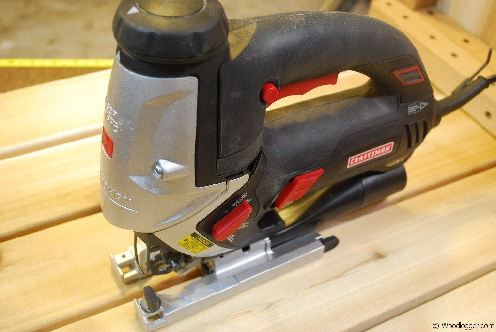 Craftsman Orbital Jig Saw  Review  WoodLogger