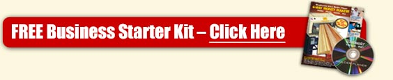 Free Business Starter Kit - Click Here