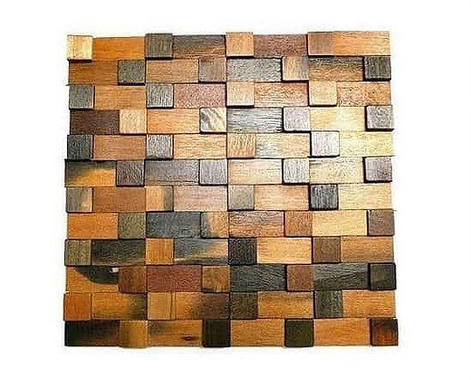 40D Wood Wall Tiles 40D Mosaic Tiles 40D Wood Wall Panels Designer Tiles Fascinating Decorative Wood Wall Tiles