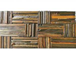 3D Mosaic Wall Tiles, Reclaimed Wood Wall Tiles, Wooden Tiles For Wall, Rustic style restaurant design, mosaic wall tiles, reclaimed panels, wooden tiles, wall claddings, wood wall covering, reclaimed panels, wood tiles