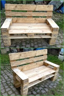 Wood Pallet Ideas Pinterest
