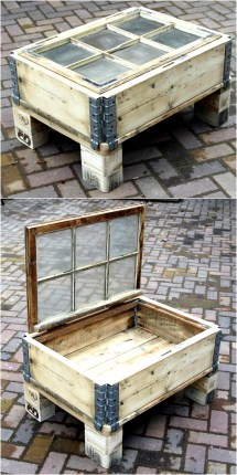Creative Pallet Recycling Ideas Lucie Palettenmbel