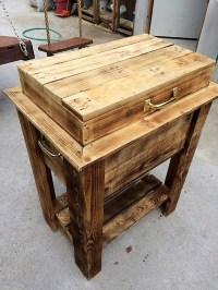 Pallet Furniture Plans | Wood Pallet Furniture
