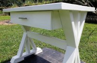 Creative Idea for Wood Pallets Desk | Wood Pallet Furniture