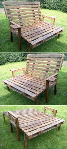 Reshaping Ideas Used Shipping Wood Pallets