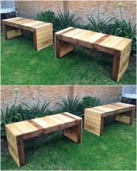 Awesome Creations with Used Wooden Pallets