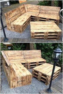 Follow Amazing Wood Pallets Recycling Ideas