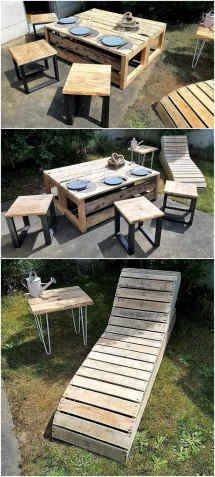 Follow Amazing Wood Pallets Recycling Ideas