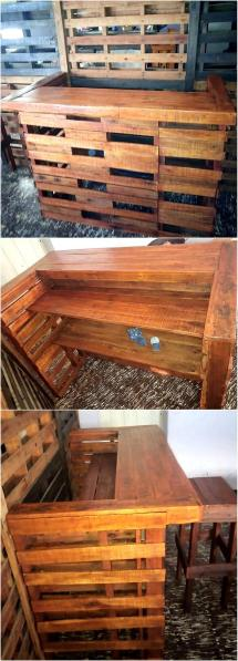 Easy Recycling Ideas Build With Wooden Pallets Wood