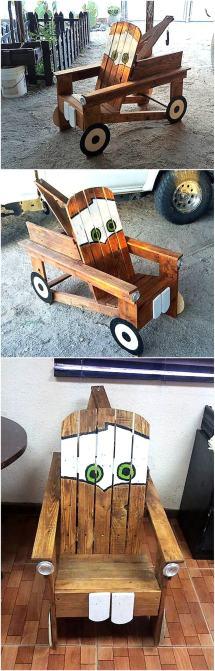 Creative Pallet Ideas Easy Make Wood
