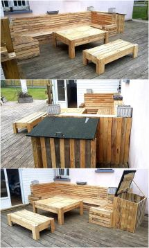 Convert Used Pallets Wood