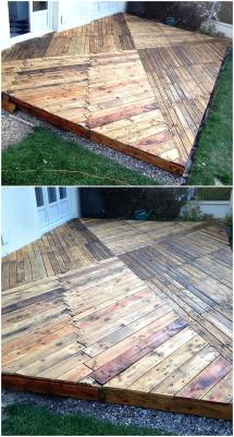 Awesome Upcycled Shipping Wood Pallet Ideas